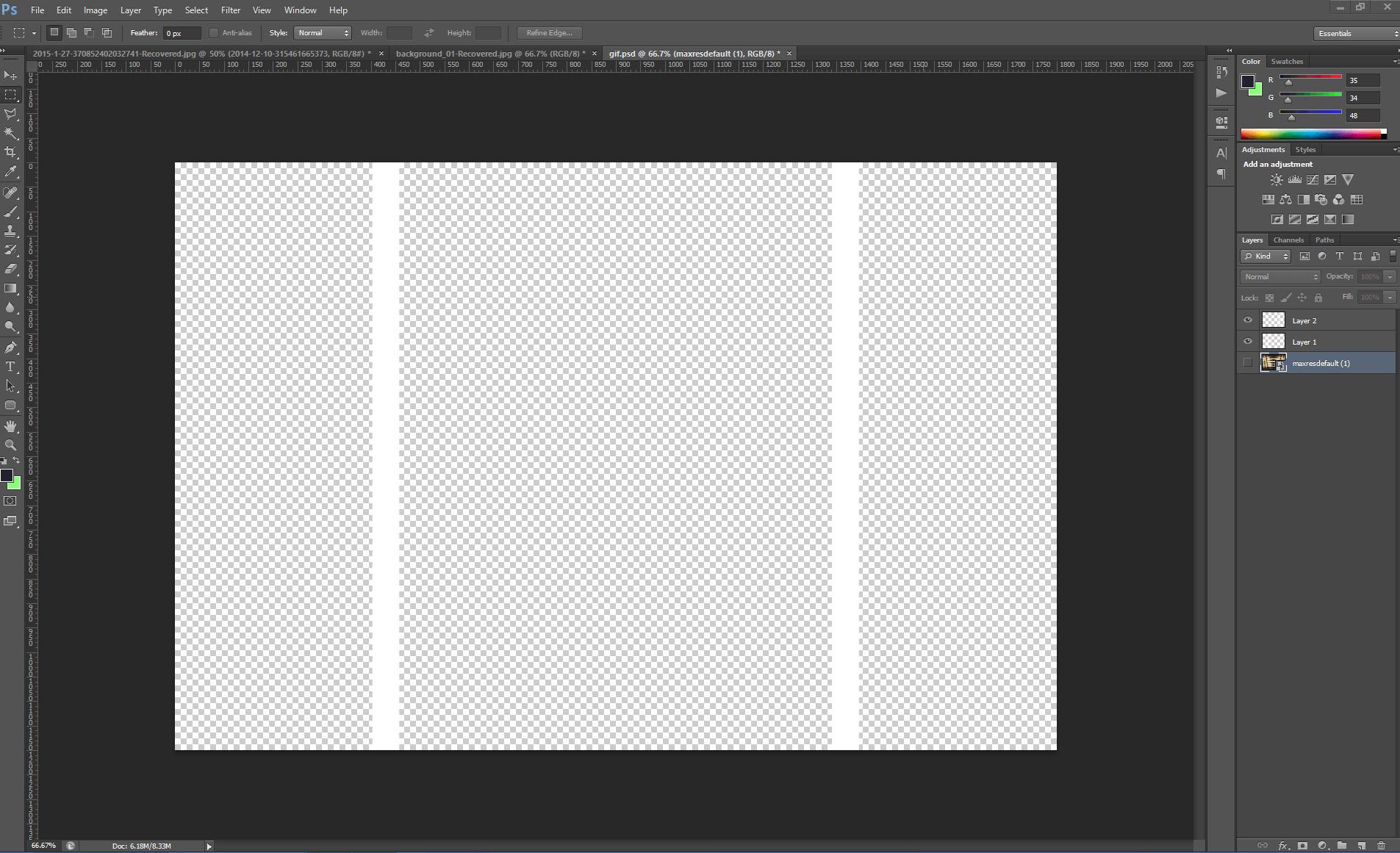 3D Split Depth GIF Photo Booth Software Setup 3