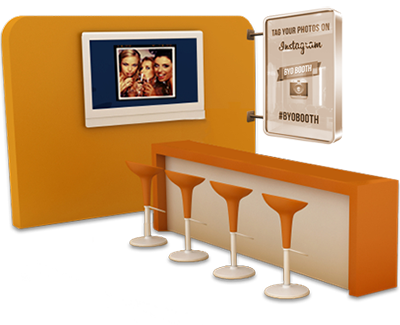 Photo Booth Advertising