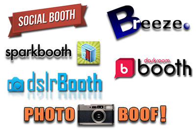 Social Media for all Photo Booths